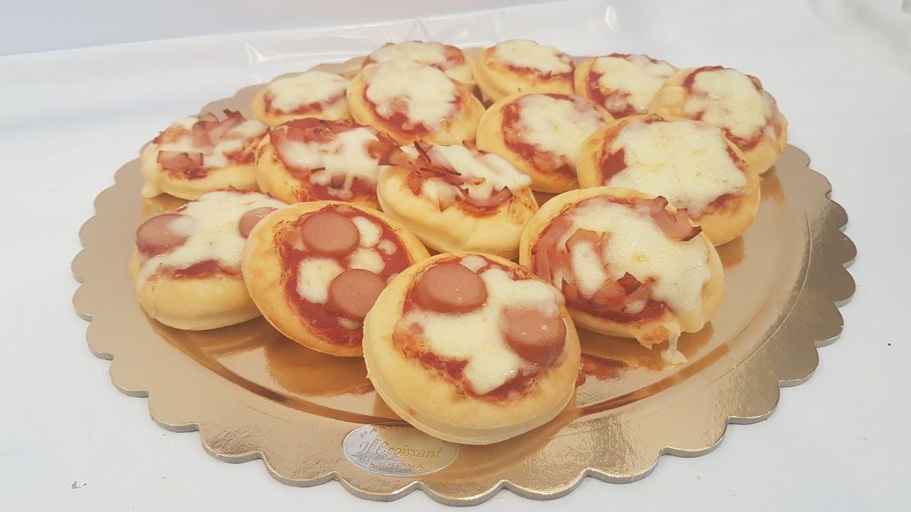 Fornitura pizzette