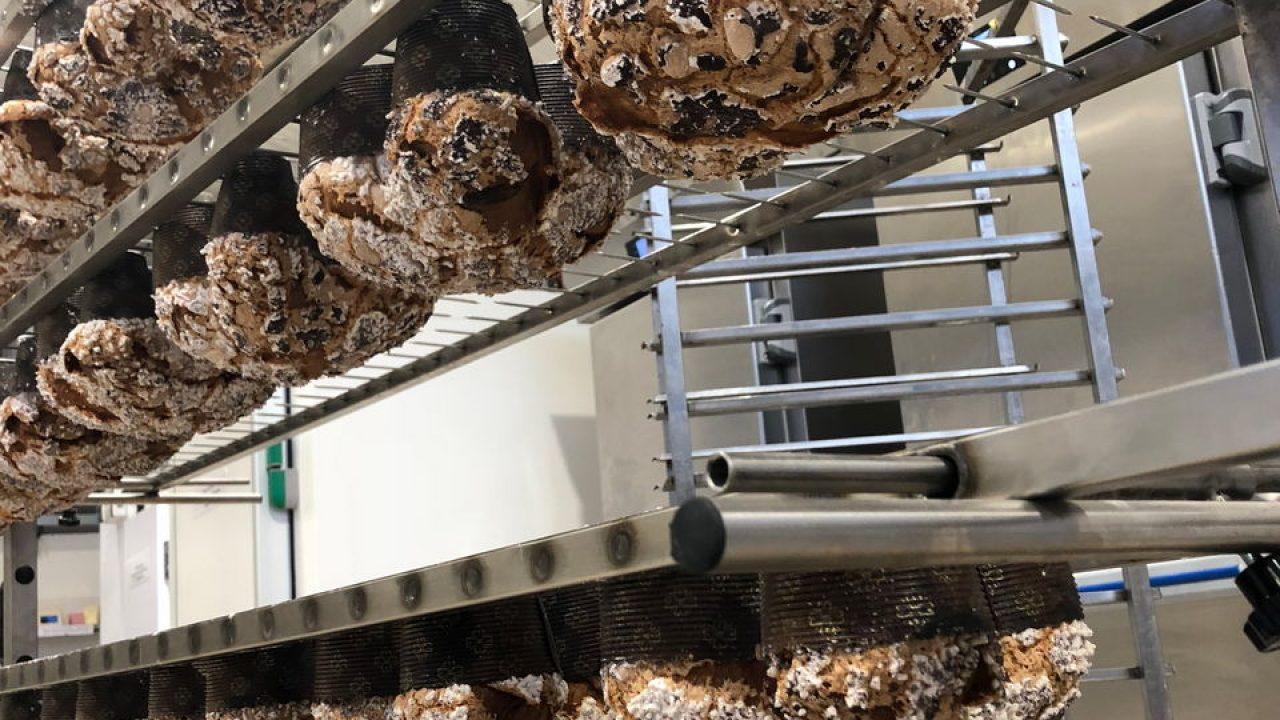 Produzione dolci pasquali