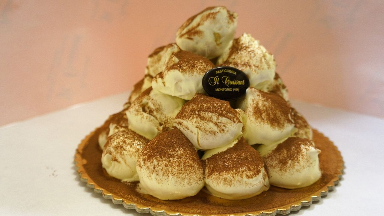 Vendita torta Profiteroles-Tiramisù