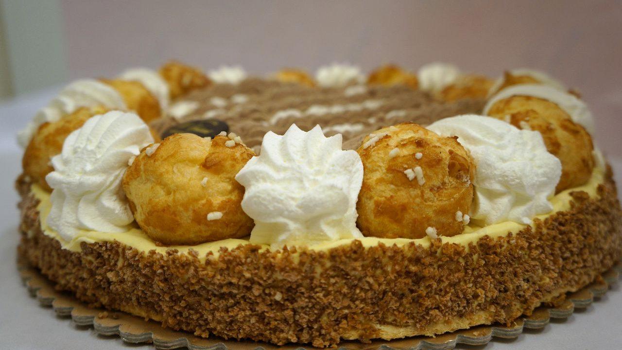 Torta Saint Honorè